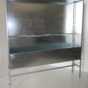 Chemical Wash Bay 160 x 130 x 30 cm Box Style