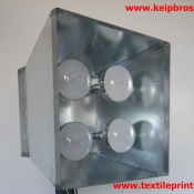 Light Source 4 x 750 Watt on Stand with Timer L