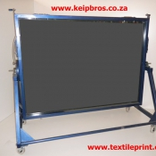 Vacuum Exposure Table 170 x 120cm Frame Castors Screen Printing Darkroom Equipment