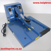 Heat Press 38 x 38 cm Screen Printing Curing Equipment