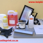 Light Source Kit Screen Printing Darkroom Equipment